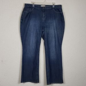 Fashion bug jeans size 20W